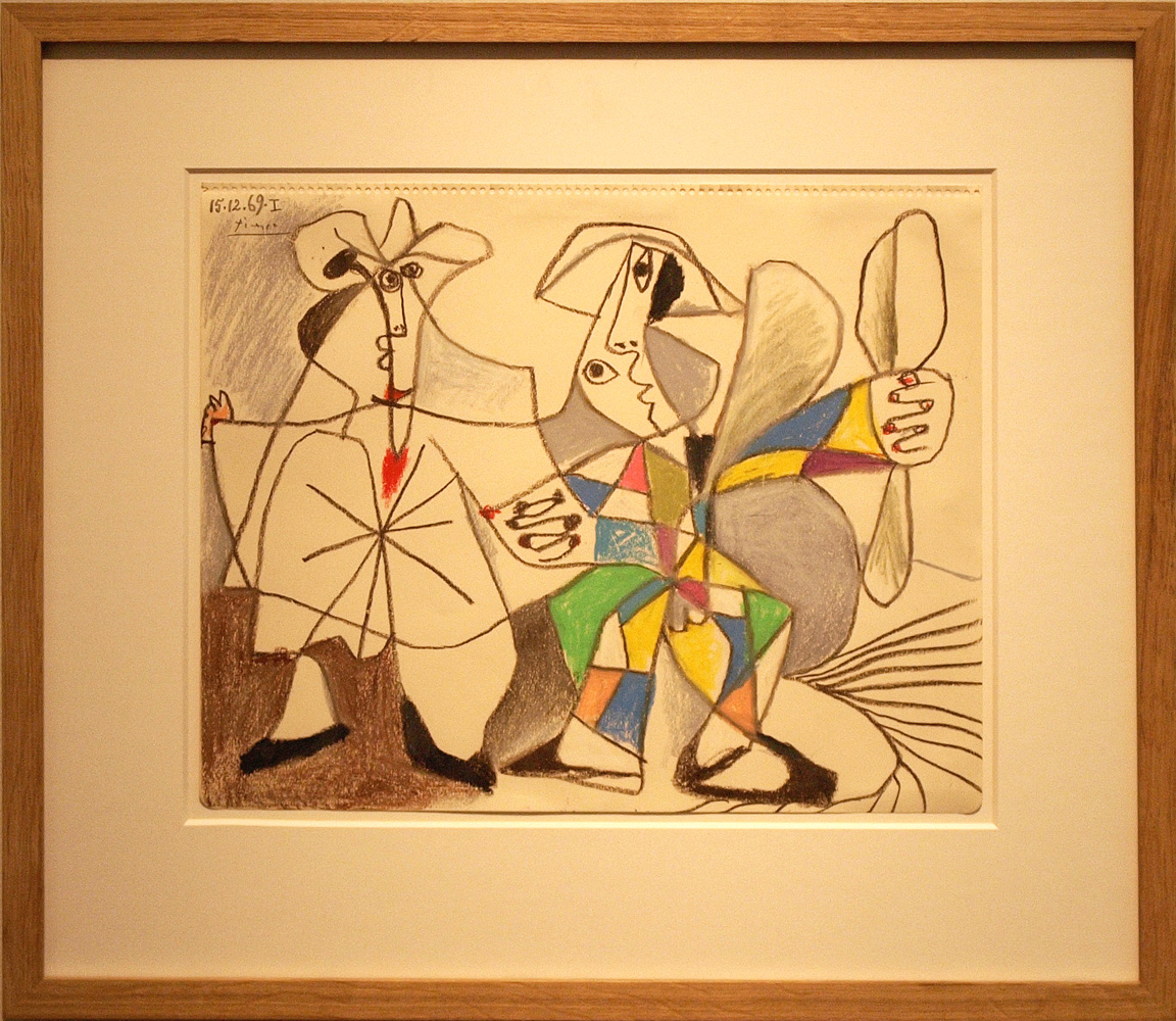 Picasso, Kunstmuseum