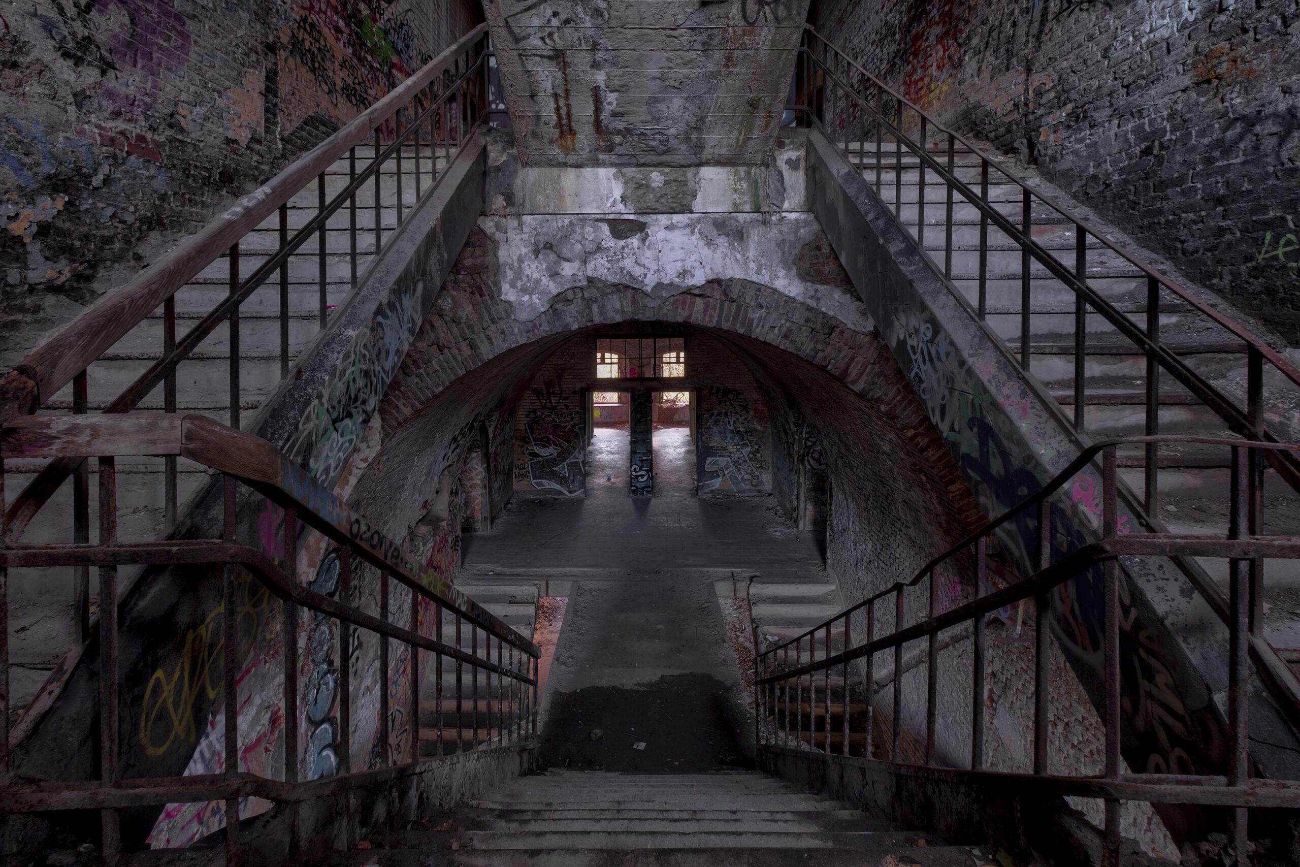 Urbex, Luik, fort de la chartreuse