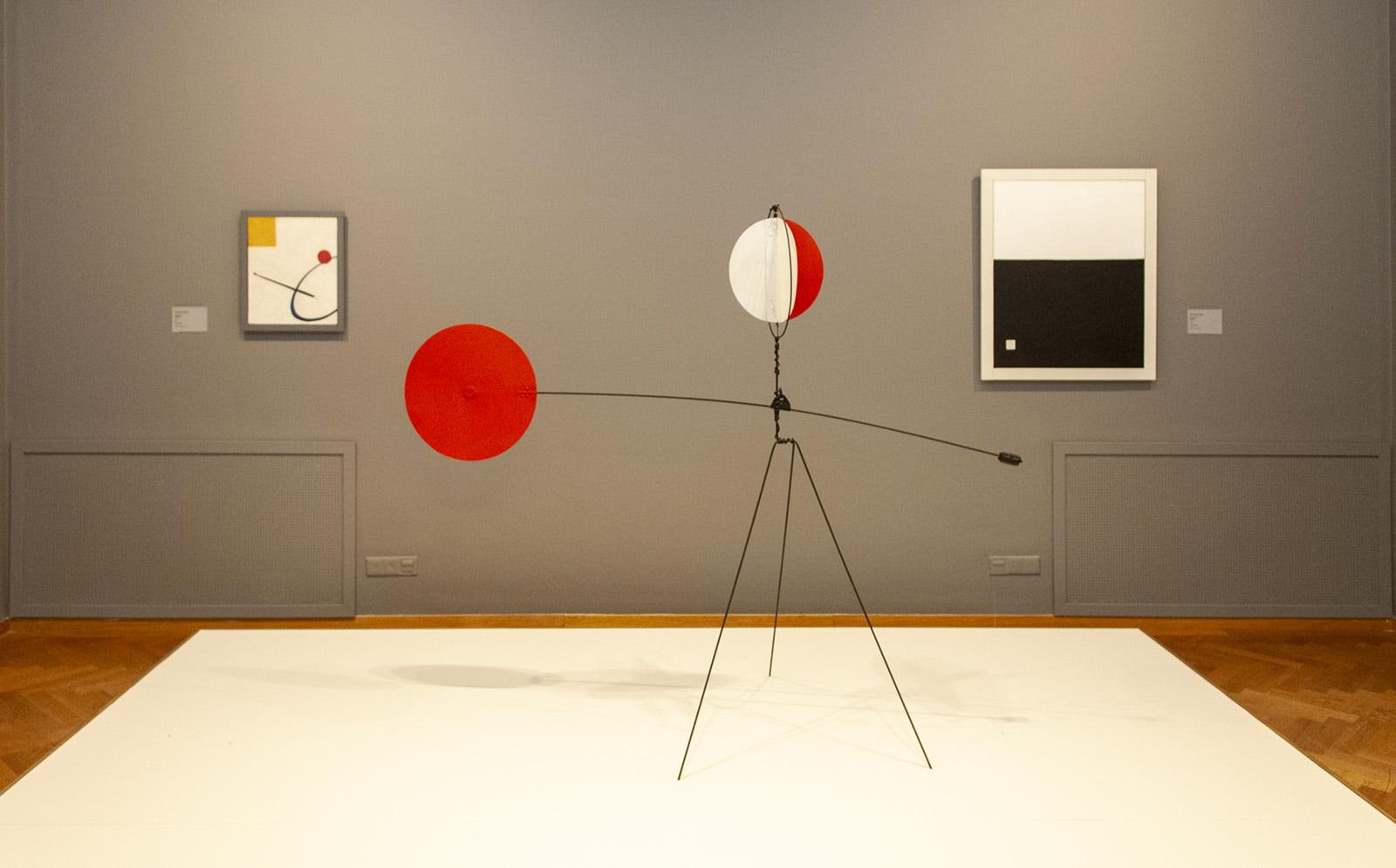 Calder, Kunstmuseum, The Hague