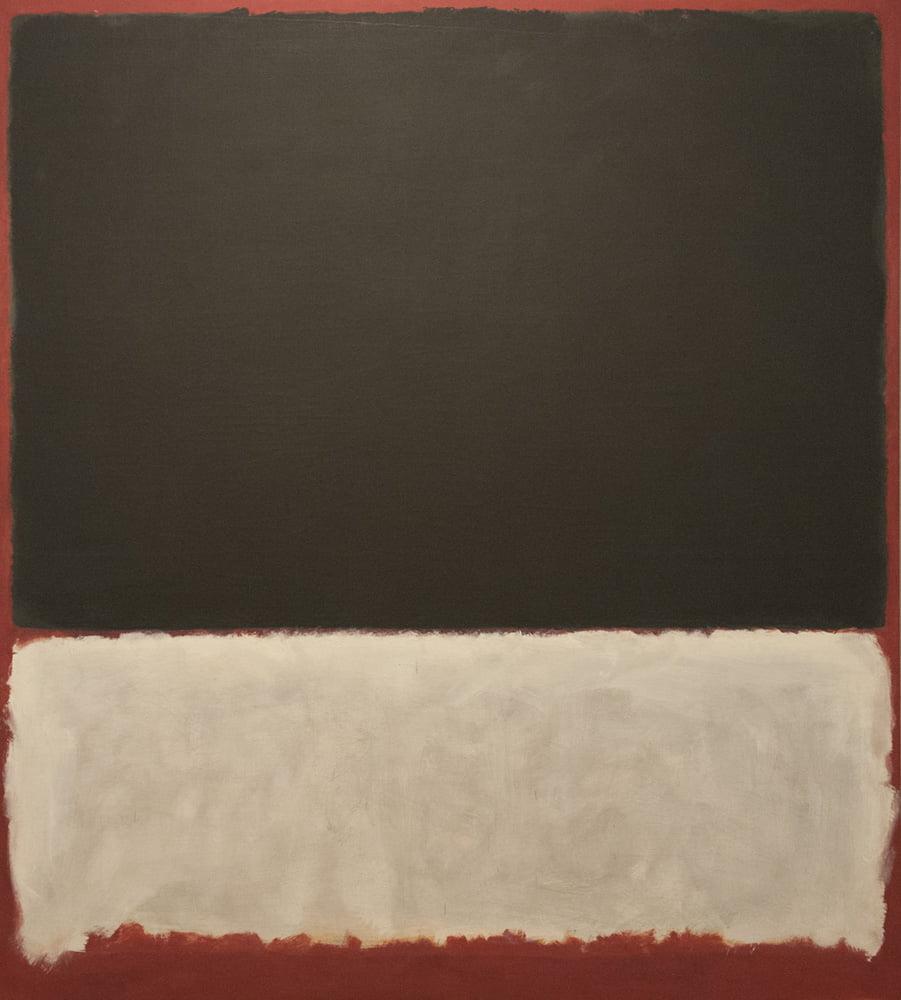 Kunstmuseum, The Hague, Rothko