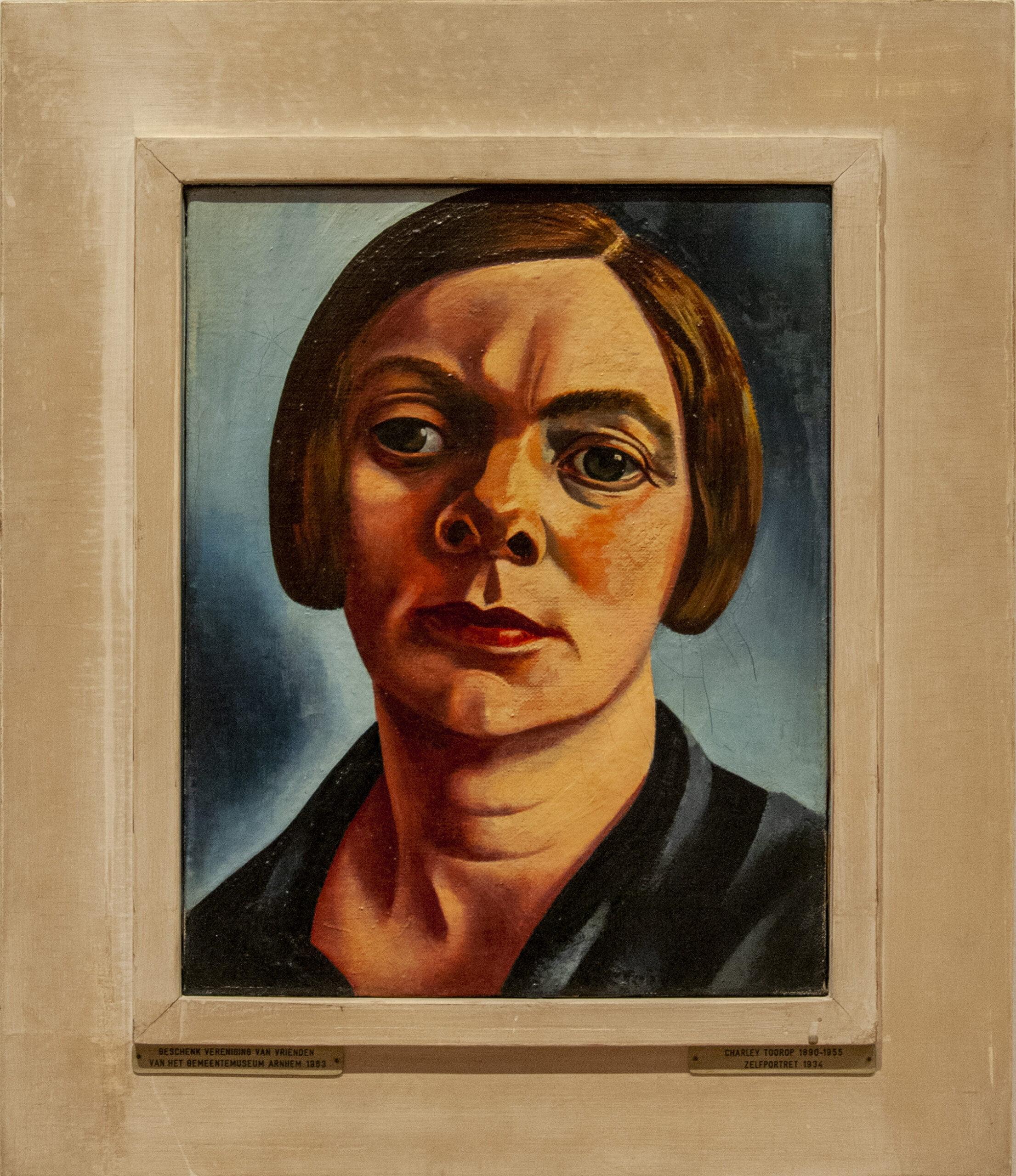 Neorealism in the Netherlands, Museum Arnhem, Charley Toorop