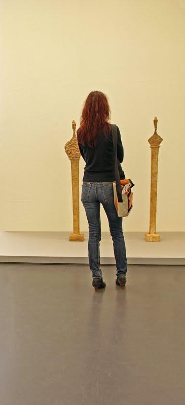 Alberto Giacometti, Kunsthal