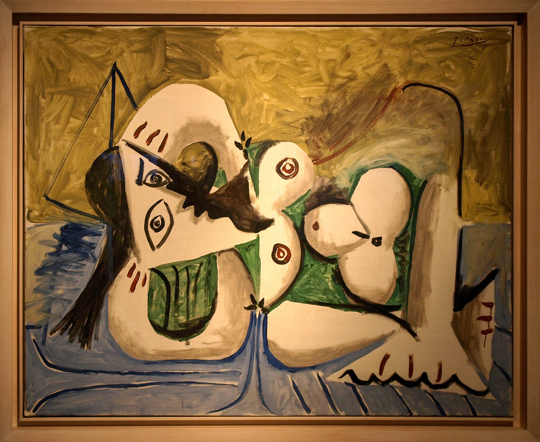 Kunstmuseum, Picasso