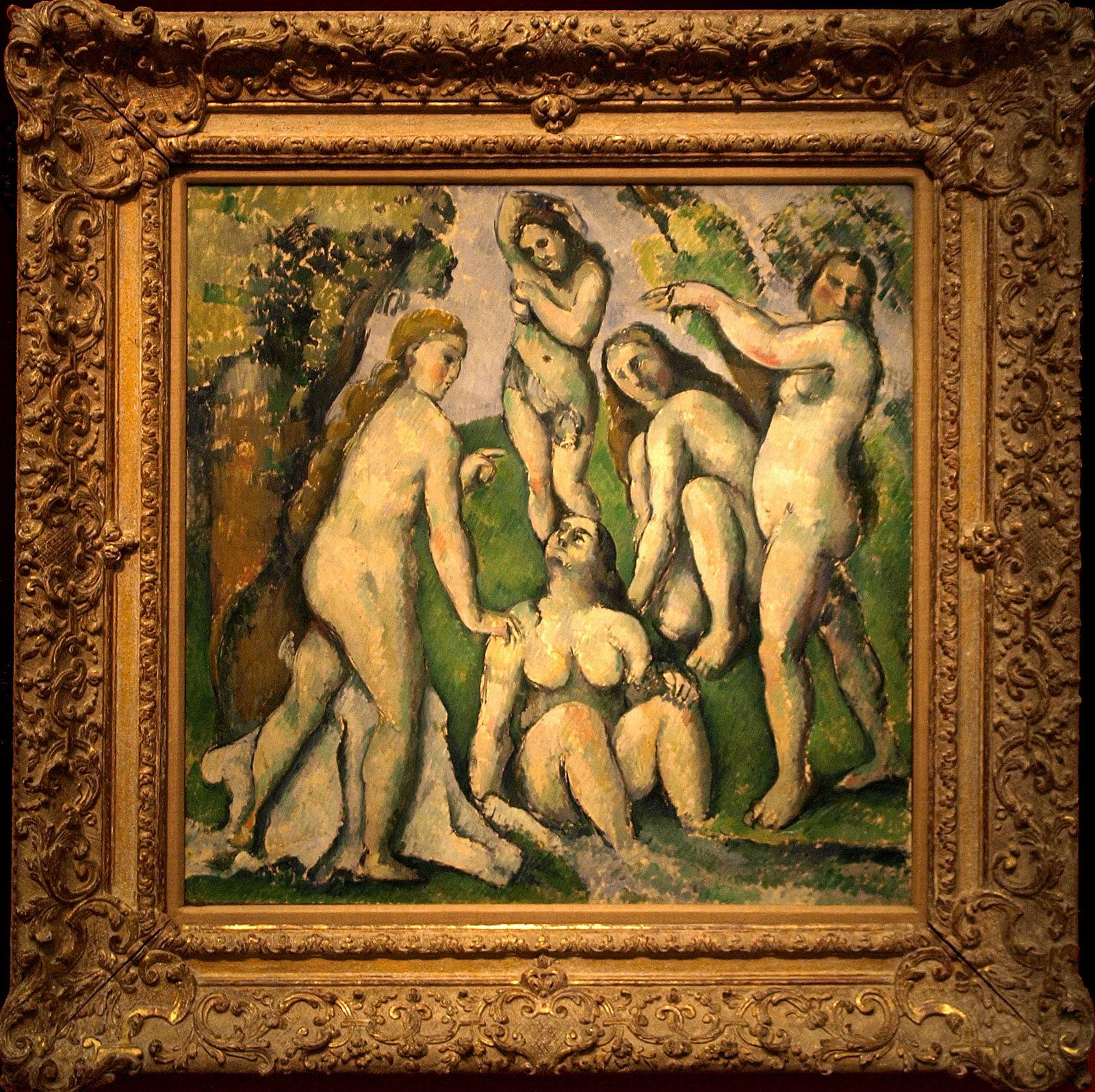 Kunstmuseum, Cezanne