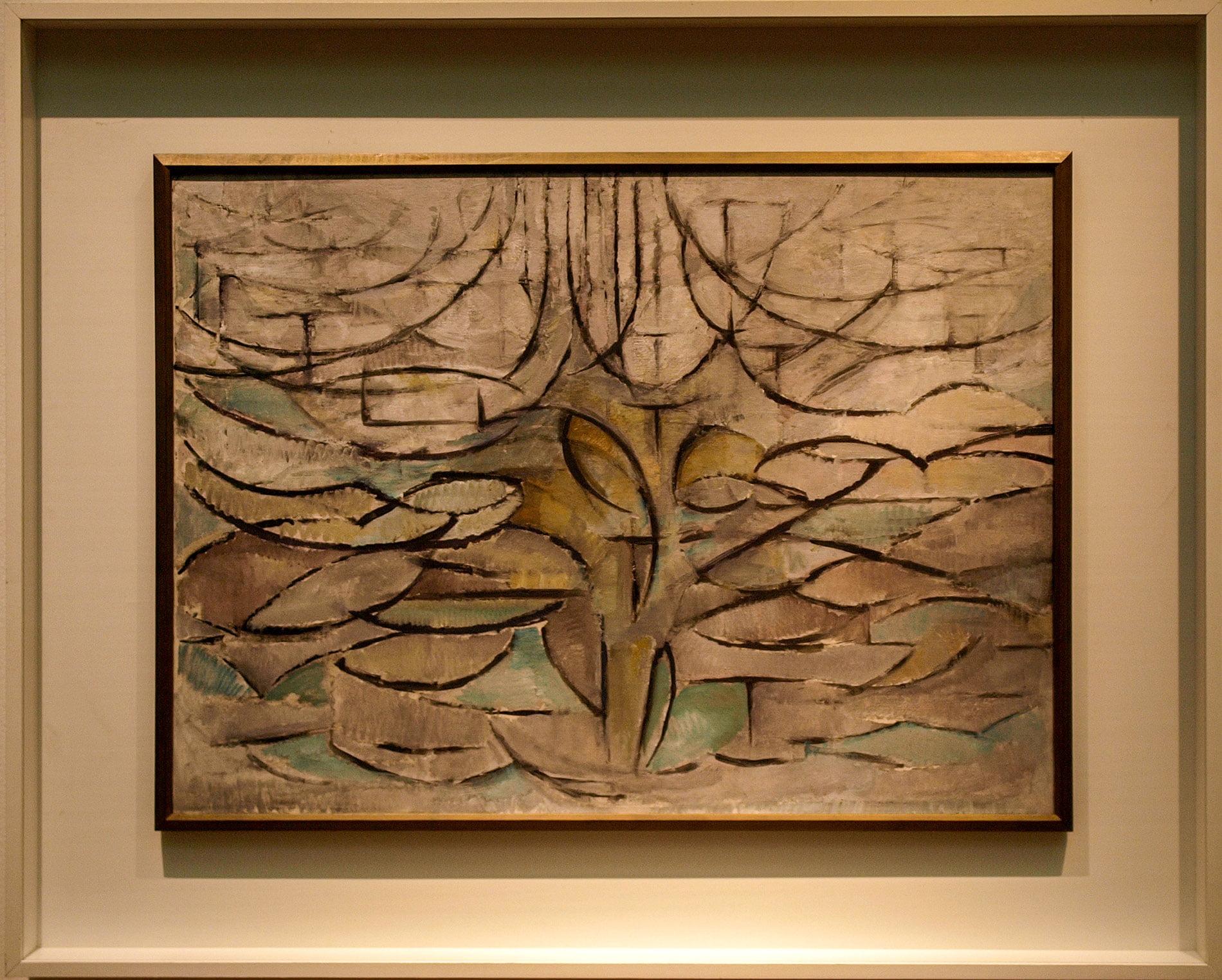 Kunstmuseum, Mondriaan