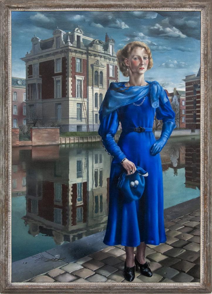 Neorealism in the Netherlands, Museum Arnhem, carel willink