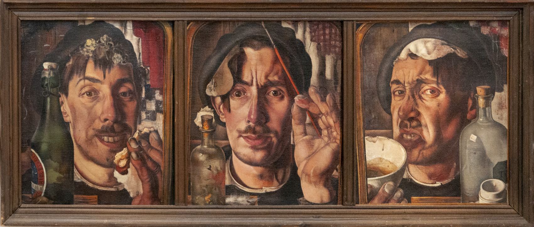 Neorealism in the Netherlands, Museum Arnhem, Dick Ket