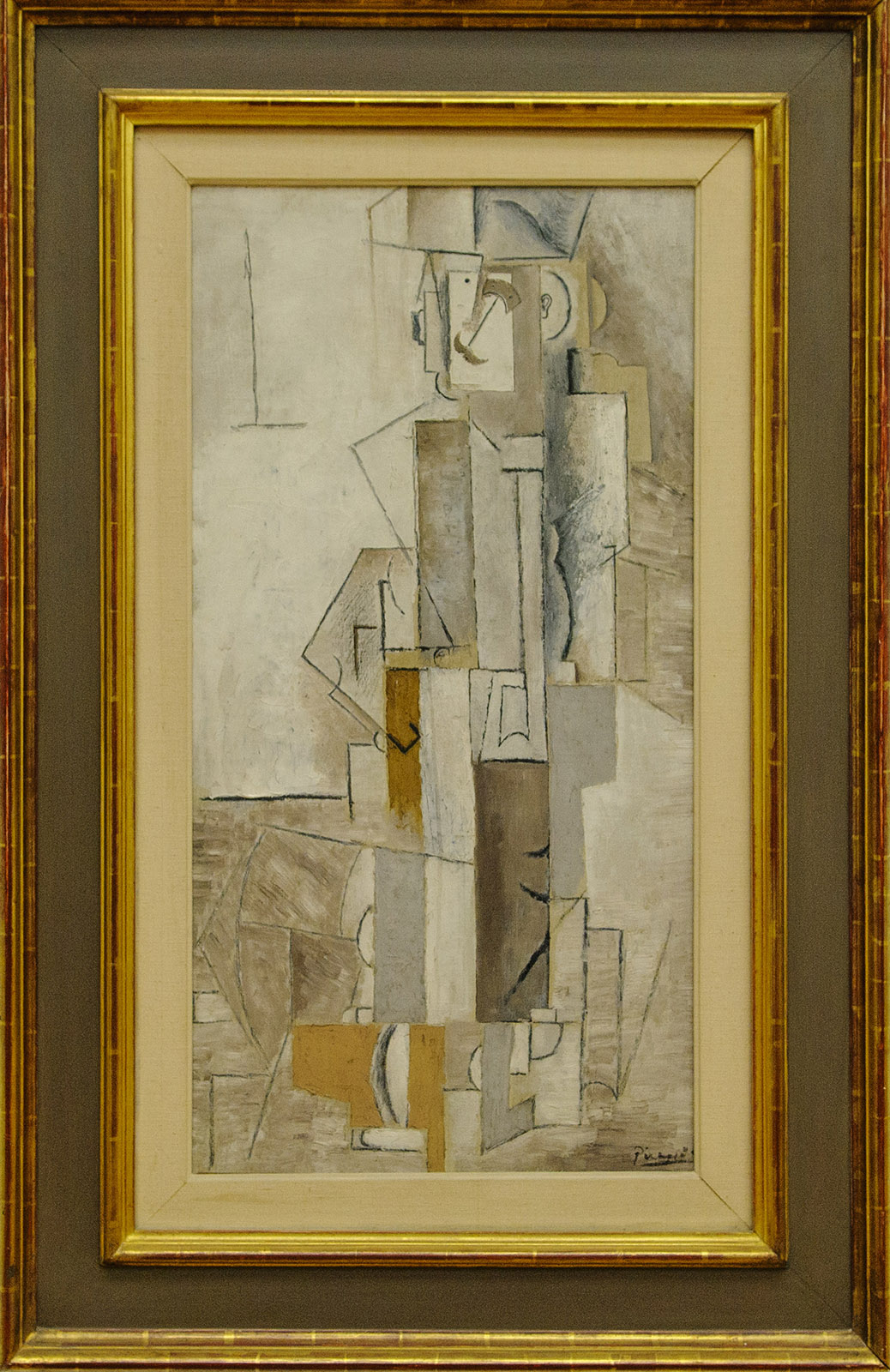 Paris, City of Modern Art, Kunstmuseum, Picasso