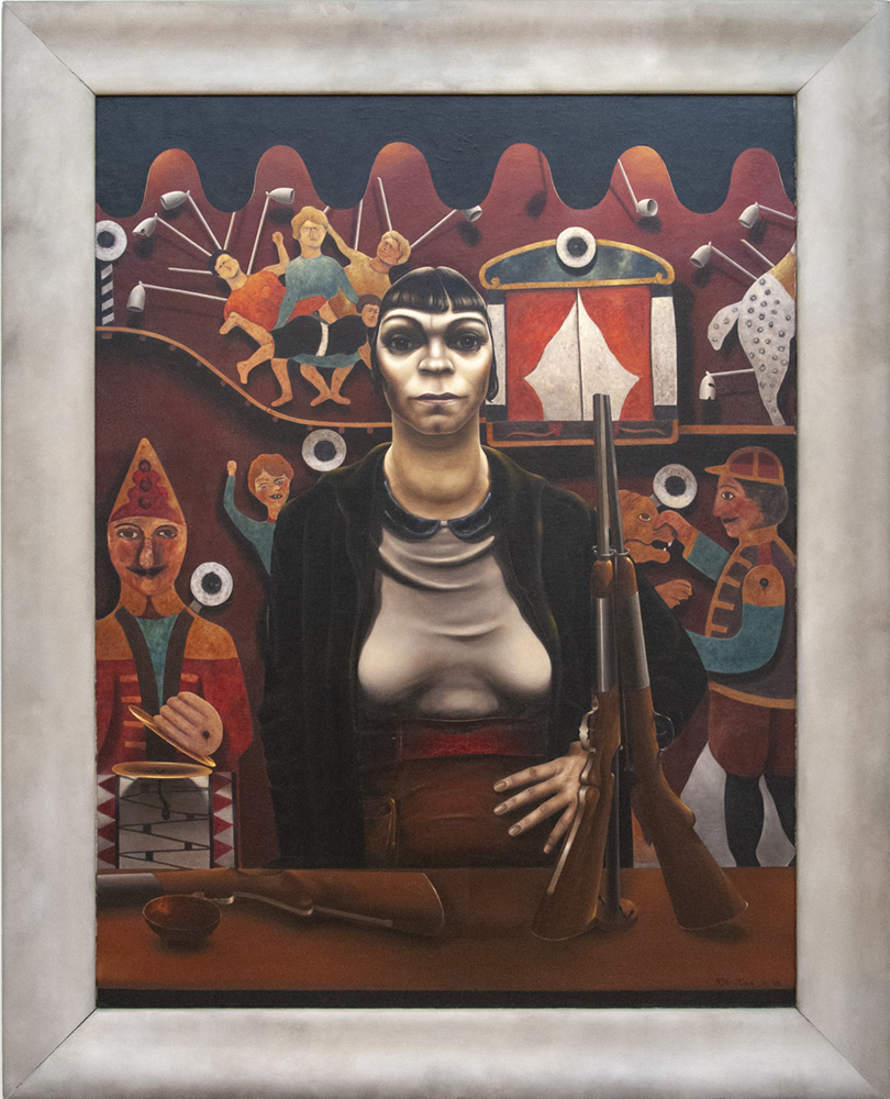 Neorealism in the Netherlands, Museum Arnhem, Pyke Koch