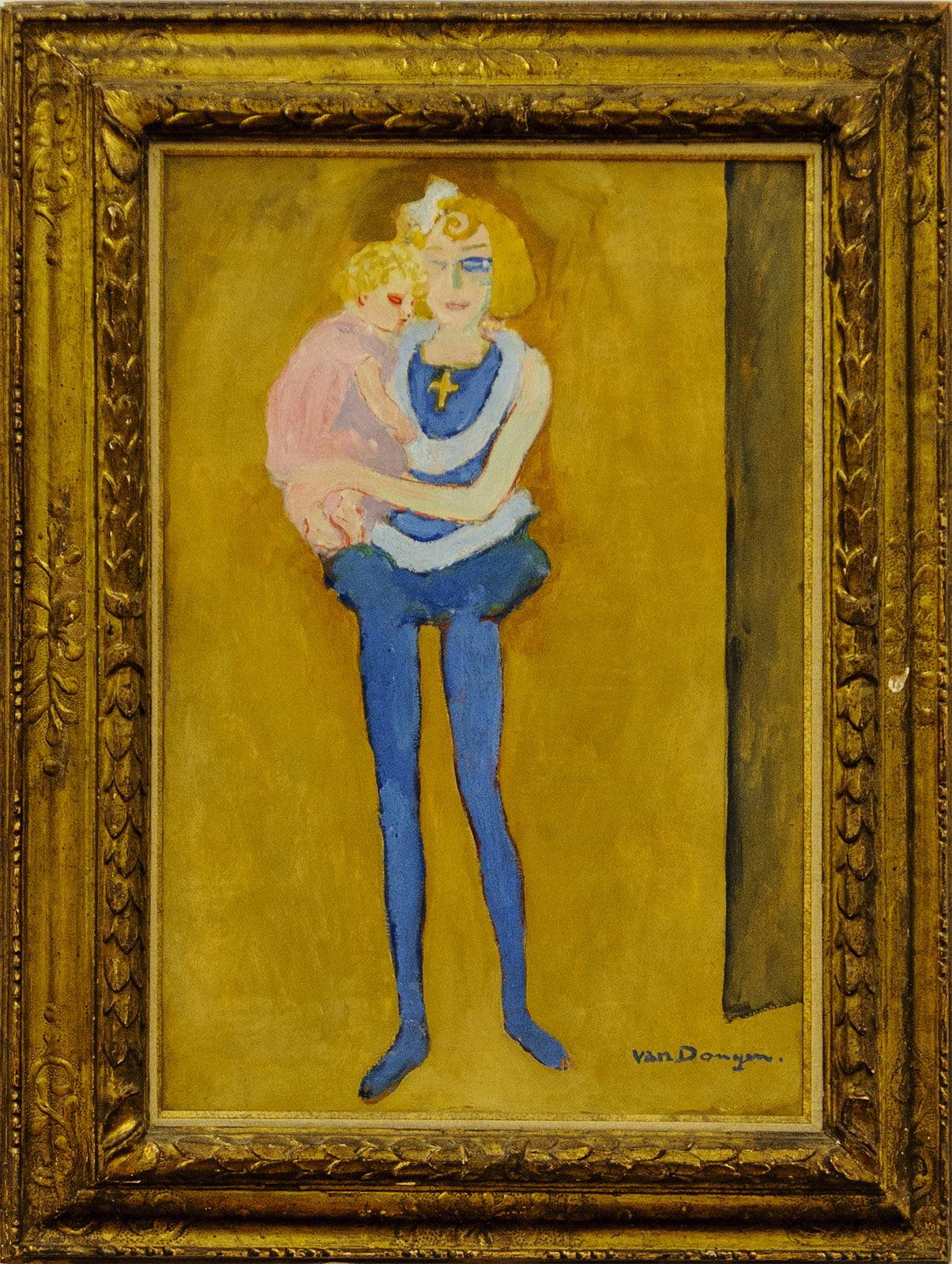 Paris, City of Modern Art, Kunstmuseum, van Dongen