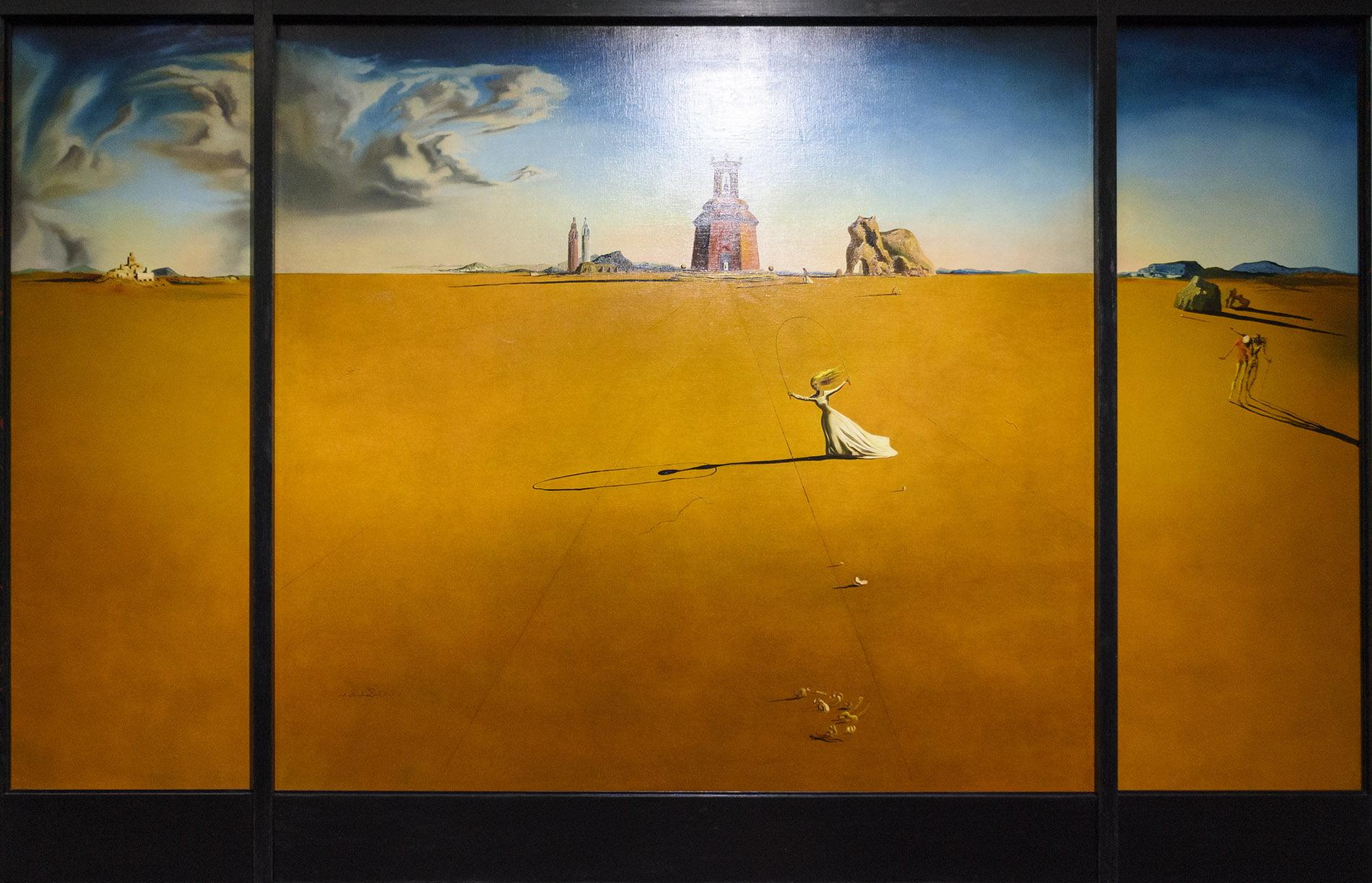 Museum Boijmans van Beuningen, Rotterdam, Dalí, Surrealism