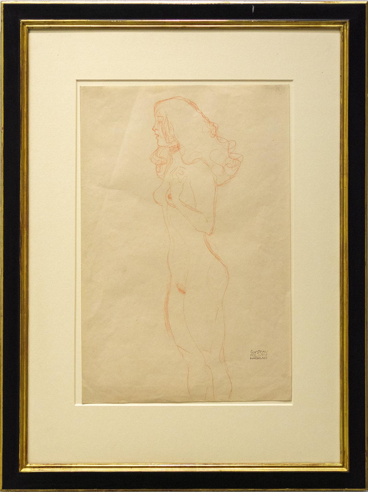 Kunstmuseum, Den Haag, Judith, Edith, Klimt