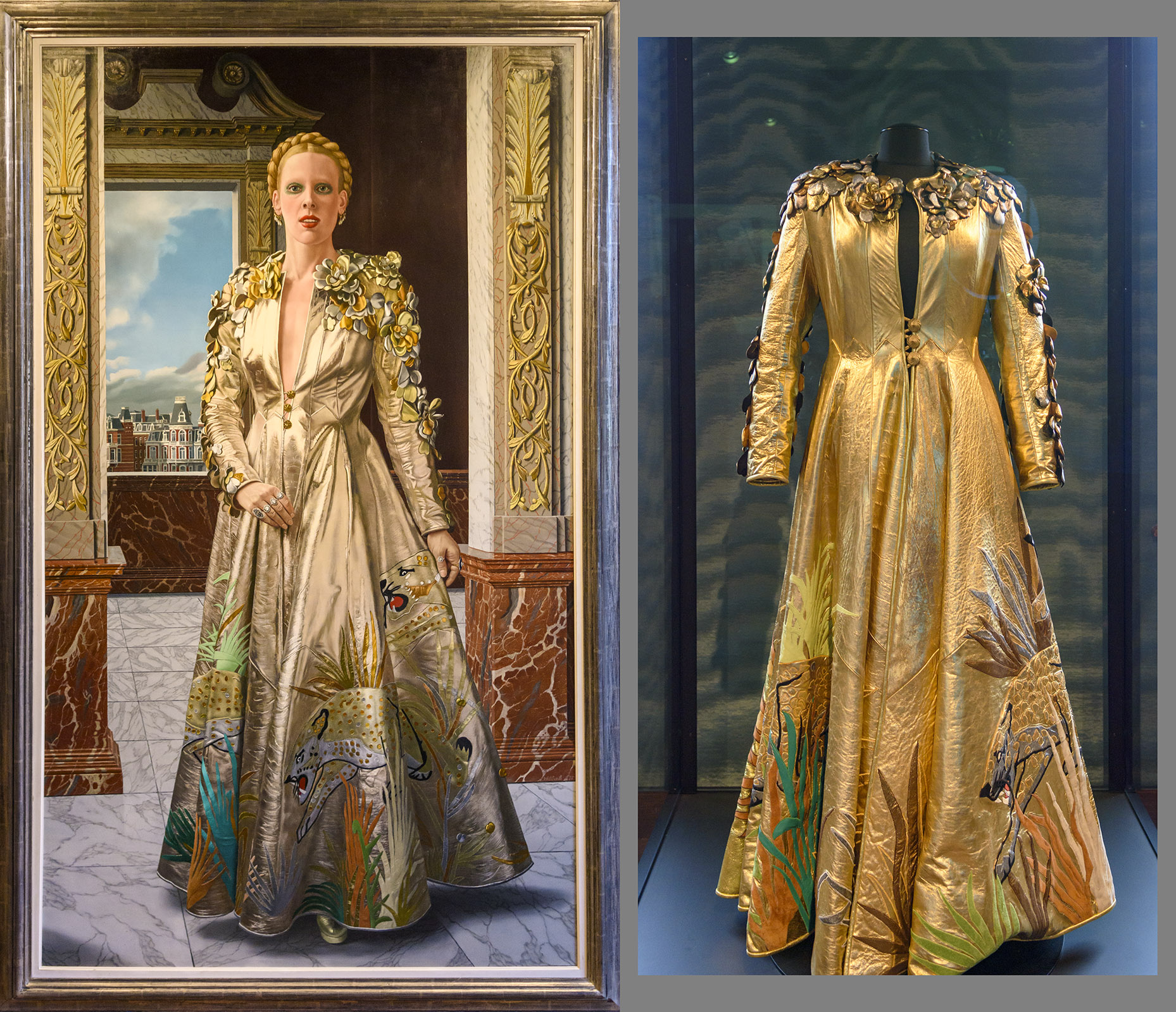 Museum MORE, Kasteel Ruurlo, Mathilde Willink, Fong Leng